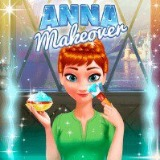 Frozen Anna Makeover - Free  game