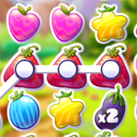Fruit Crush Frenzy Game