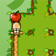 Giraffe Above - Free world game