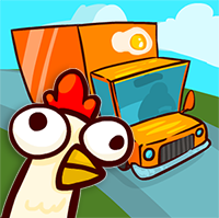 Go Chicken Go  - Free  game