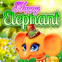Happy Elephant - Free  game