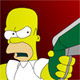Homer Shooter Game