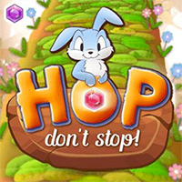 Hop Dont Stop Game