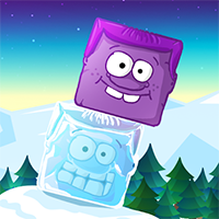 Icy Purple Head - Free  game