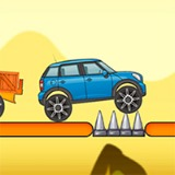 Jeep Trucker - Free  game