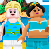 Lego Princesses Game
