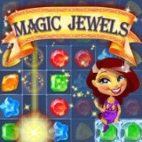 Magic Jewels Game