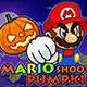 Mario Shoot Pumpkin