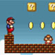 Super Mario Bros Flash