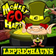Monkey Go Happy Leprechauns Game