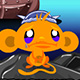 Monkey Go Happy Talisman Game