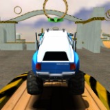 Monster Truck 3D Arena Stunts - Free  game
