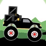 Monster Truck Delivery - Free  game