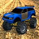 Monster Truck Rally - Free  game