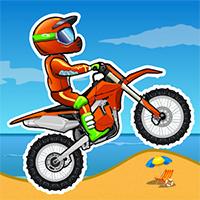 Moto X3M Online - Free  game