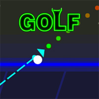 Neon Golf - Free  game