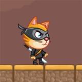 Ninja Cat Game