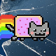 Nyan Cat My Hero 2 Game