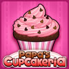 Papa's Cupcakeria Game