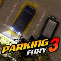 Parking Fury 3 - Free  game