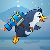 Penguin Jetpack - Free  game