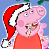 Peppa Pig Christmas Game