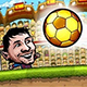 Puppet Football Spain Leauge Game