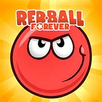 Red Ball Forever Game