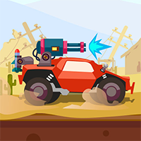 Road of Rampage - Free  game