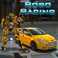 Robo Racing - Free  game