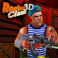 Rocket Clash 3D Game