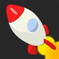 Rocket Flip Game