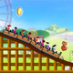 Rollercoaster Creator - Free line game