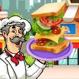 Sandwich Baker Game