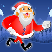 Santa City Run - Free  game