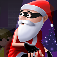 Santa Thief Game