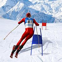 Slalom Ski Simulator Game
