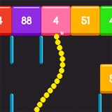 Snake and Blocks - Free  game