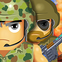 Soldiers Combat - Free  game