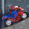 Spiderman Motobike - Free  game