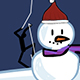 Spider Stickman 5 Christmas