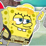 Spongebob and Patrick Dirty Bubble Busters - Free  game