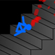 Stair Fall 2 - Free  game