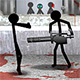 Stick Figure Test Facility - Free  game