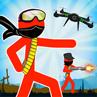Stickman Army  Team Battle - Free  game