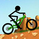 Stickman Downhill Game