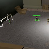 Street Football Game Game
