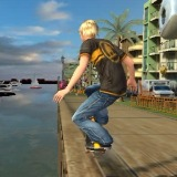 Stunt Skateboard 3D - Free  game