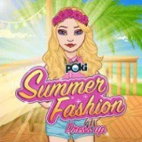 Summer Fashion Dress Up - Free  game