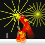 The Fireworks Game